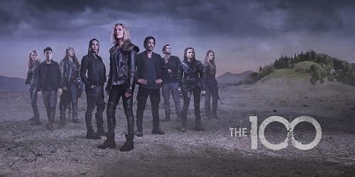 The 100 Staffel 3 Release