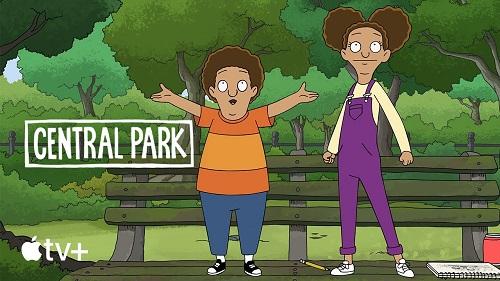 Central Park Season 2 Release Date